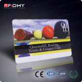 磁気帯が付いている中国の製造RFIDのカード