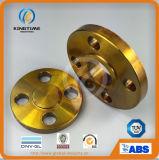 ANSI B16.5のクラス150/300のA105炭素鋼のブランクフランジ(KT0211)