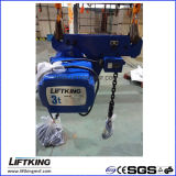 Warehouse Usage (ECH 03-01LS)를 위한 3개 T Uniquely Designed Electric Chain Hoist