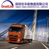Transporte da expedição do mar de FCL/LCL de Shenzhen/Shanghai de China a Antuérpia de Bélgica