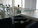 Equipo de Destilacion del agua del laboratorio