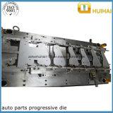 Troqueles estampadores progresivos modificados para requisitos particulares de las piezas de automóvil del metal de hoja
