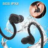 Amazon Ipx8 de venda quente Waterproof o fone de ouvido do Orelha-Gancho