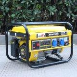 3kw de draagbare Generator van de Benzine van de Terugslag