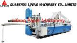 Impresión de alta velocidad automática y máquina grabada de la servilleta de la servilleta del vector