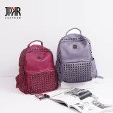 Bp1110. Die Handtaschen-Entwerfer Punkart-Beutel-Niet-Rucksack PU-Handtaschen Damen umarbeiten Handtaschen Form-Handtaschen-Frauen Beutel-China-Großverkauf