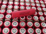 Bateria de íon de lítio para a bateria recarregável do E-Cigarro 3.7V 2500mAh