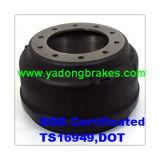 Tambour 66895f du tambour de frein 3141/Brake