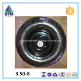 Shandong 13X3.00-8 Steel Red Rim Wheel