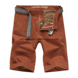 As calças ocasionais do Mens do algodão da alta qualidade Short calças da praia