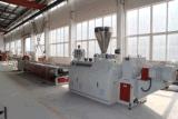 Linha máquina da extrusão do perfil do PVC WPC do PE dos PP