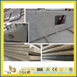 Bancada laminada de quartzo & de granito para projetos da cozinha e do banheiro