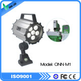 7With 9.5W flexible Maschinen-Lampen des Arm-LED