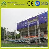 Hochzeits-Ausstellung-bewegliches Stadiums-Aluminiumschraubbolzen-Binder