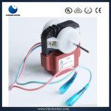 Motor elétrico do compressor da eficiência elevada de calefatores de ventilador para a caixa de gelo