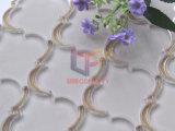 Azulejo de cristal del mosaico del cristal de agua estupendo del color (CFW59)