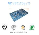 PCB avec Fr4 1 oz Cu Immersion d'or pour des produits électroniques