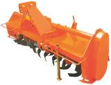 Attrezzo rotativo di modello del Th (azionamento dell'attrezzo) con l'asta cilindrica di Pto del trattore
