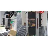 CNC da máquina do Woodworking do CNC do router do CNC de 4 linhas centrais que cinzela a máquina