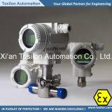 De Zender van de Overdruk met de Verre Verbinding van het Diafragma voor Vloeistoffen, Gas (Goedgekeurde ATEX)