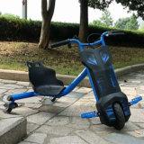 Cavaliere pazzesco del triciclo dei capretti con il motore 100W