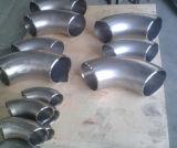 Coude convenable de l'aluminium B234 B241 B210 7075 de coude de bride en aluminium