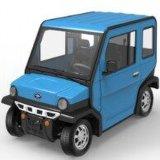十分の4つのシートの閉じる電気自動車/実用的な手段の/Electricの手段