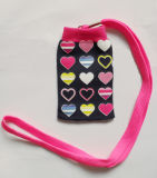Handy Sock Soem-Customized Fashion Good Quality mit Lanyard