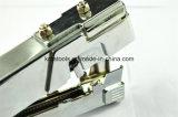 Стальная ручная пушка Tacker штапеля молотка ногтя владением руки