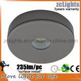 Indicatore luminoso sottile del guardaroba dell'indicatore luminoso LED del disco di gomma 2016