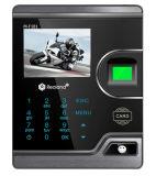 Control de acceso biométrico M-F181 del reconocimiento de la huella digital del programa de lectura de la tarjeta inteligente