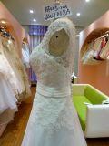 Junoesque платье венчания Uw4008A поезда женщин