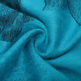 Шаль шарфа 2016 женщин конструкции способа с полиэфиром 100%