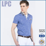 La vendita calda mette in mostra la camicia di polo d'avanguardia della Jersey del Mens