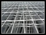 Ángulo de la barra de acero de drenaje Reja cubierta