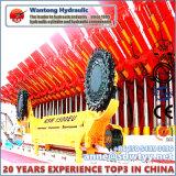 Cilindro hidráulico de máquina aborrecida do túnel da mineração/cilindro para a mineração