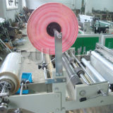 Calor de Rql - saco da selagem e da estaca que faz a máquina