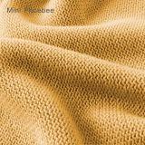 Phoebeeの100%年の綿の編まれるか、または編むセーター女の子の衣服