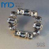 Curvatura do diamante da forma para a senhora Sapata