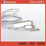 Convertisseur de HDMI TVHD pour l'iPhone 7