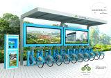 Logiciel système de location de vélo public