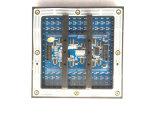 Visualizzazione di LED di alta risoluzione di colore completo P10 per la pubblicità del tetto