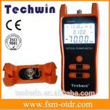 Tester di potere ottico di Techwin simile a Jdsu, tester di potere ottico di Exfo