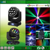 Version internazionale 6/7 di PCS LED Moving Head Focus Beam Stage Light Customizable per il paese di Every