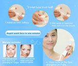 Cepillo eléctrico del lavado de la cara del nuevo diseño con el cepillo facial del Ce