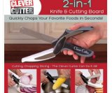 2 dans 1 coupeur intelligent de panneau de découpage de couteau