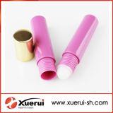10ml frasco plástico vazio cosmético, rolo do perfume em frascos
