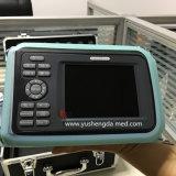 Sistema veterinário aprovado de Ultrsound do equipamento médico do Ce Handheld