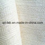 Cáñamo / tejido de lana en forma de espiga (QF13-0144)