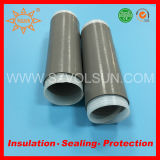 シリコーンゴムの同軸ケーブルの絶縁体のための冷たい収縮の管